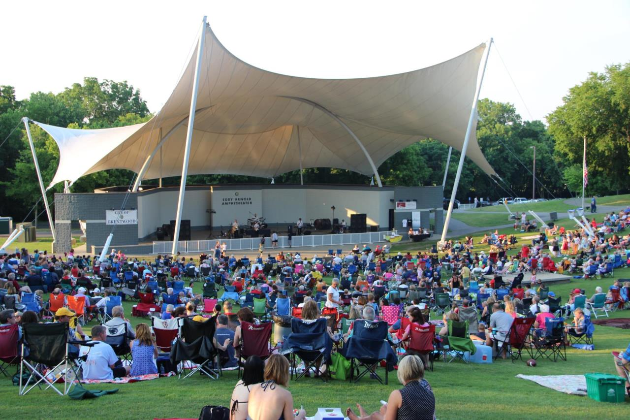 Movie in the Park and Concert Kick off  Memorial Day Weekend