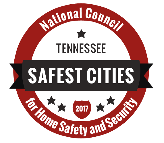 2017 Safest City Award