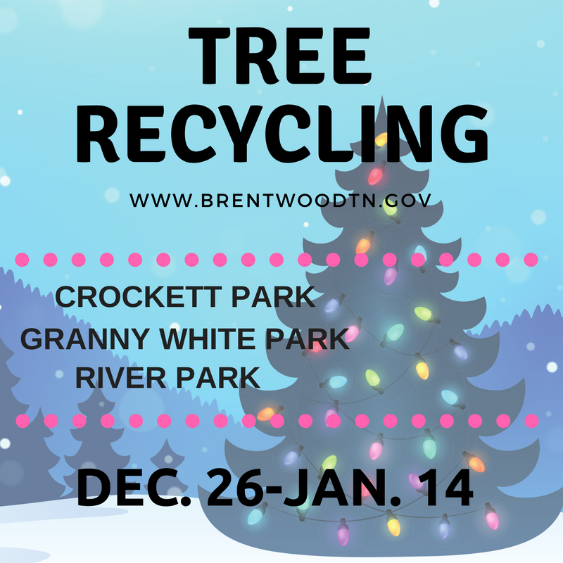 Tree recycling