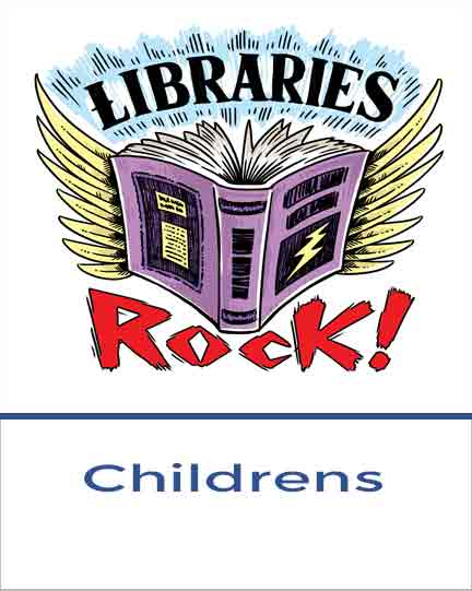 Childrens Icon Libraries Rock