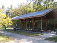 Crockett Park Shelter