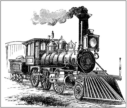 Locomotive image