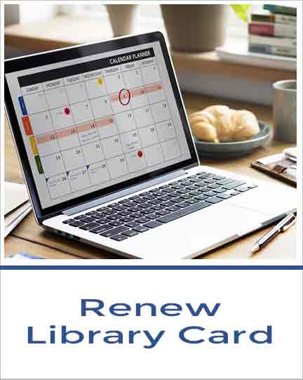 Renew Library Card
