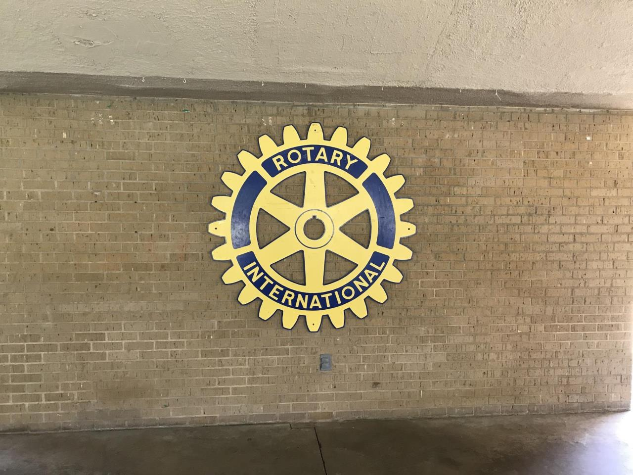 GW Rotary Sign