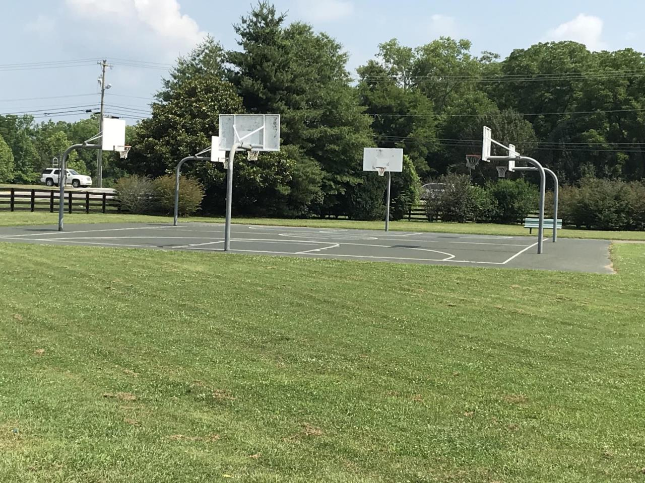 RP Basketball courts