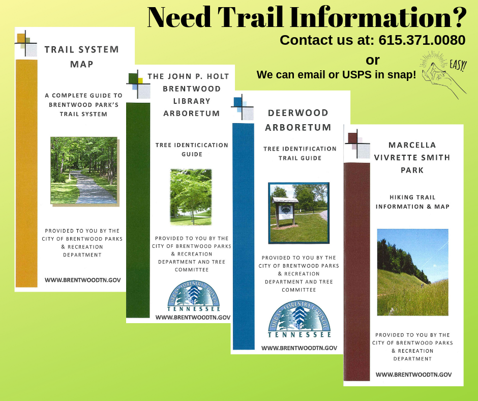 Need Trail Information