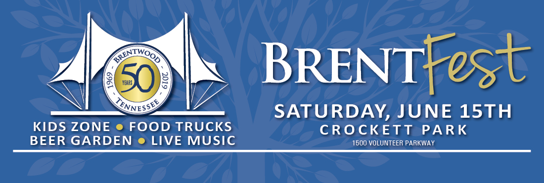 advertisement for BrentFest
