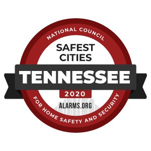 Safest Cities Tennessee 2020