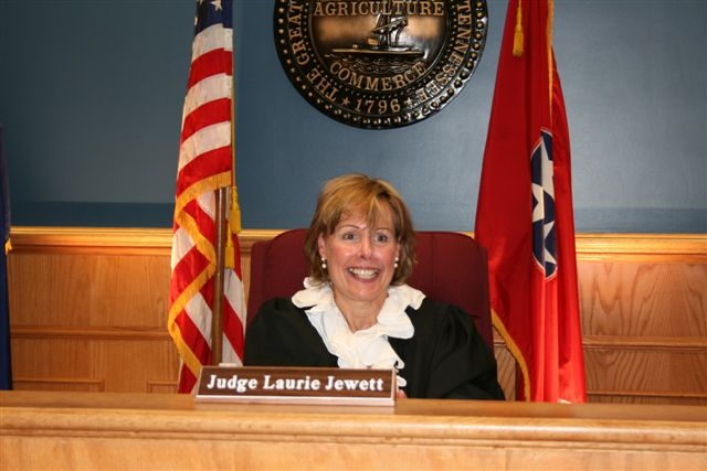Judge Jewett