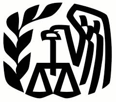IRS logo bird with branch