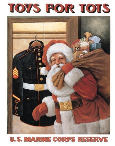 Donations Now Accepted for Toys for Tots